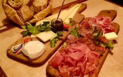 PLANCHE CHARCUT FROMAGE